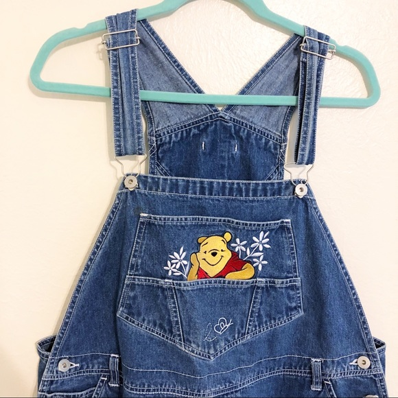 518b3099672 Vintage Winnie The Pooh Overalls